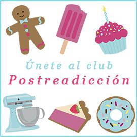 """Soy del """"Club Postreadicción"""""""
