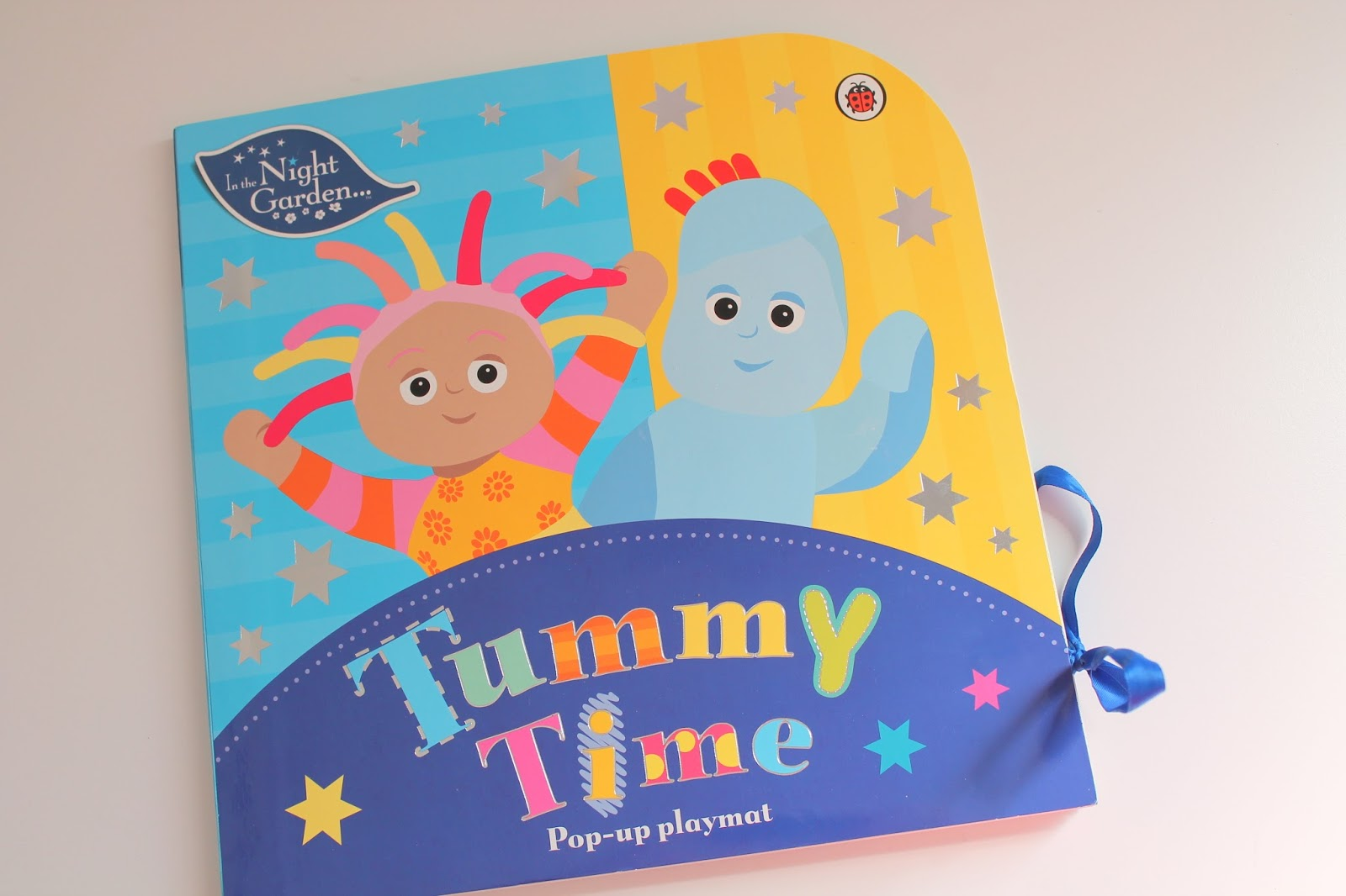 In The Night Garden Tummy Time book front cover