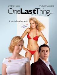 Baixar Filme Meu Último Desejo – One Last Thing… (Dublado)