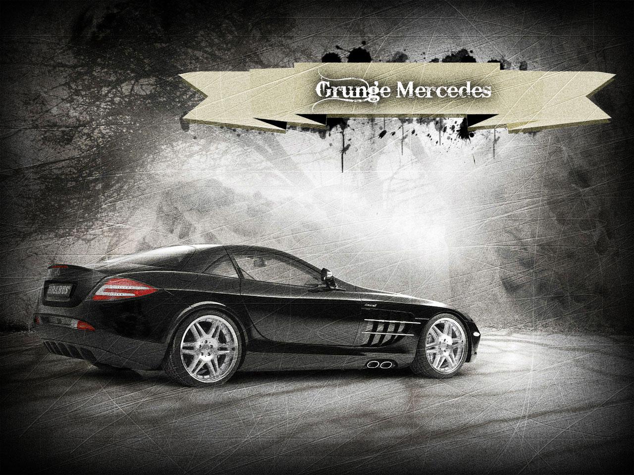 World Of Cars  Mercedes benz wallpaper