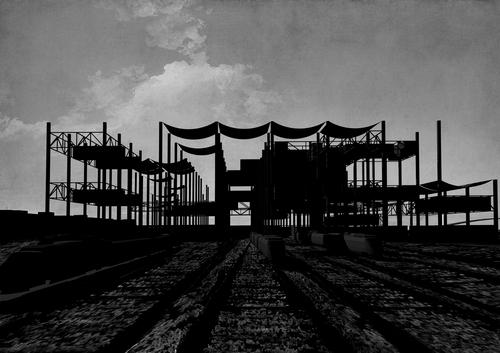 Fabrizio Furiassi. Arquitectura