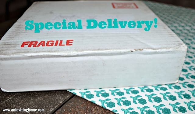 Special Delivery Birth Plates