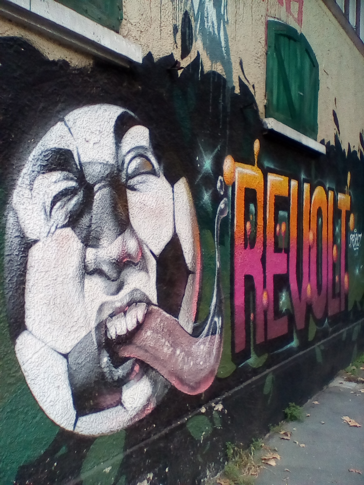 Grafity san Cyro
