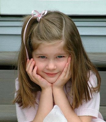 All Fashion Show Trendy: Cute Hairstyles for Little Girls