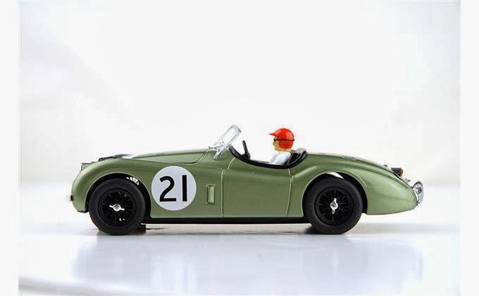 Spielzeug Slot Scx Scalextric Ninco 50695 Jaguar Xk120 Le Mans 1951