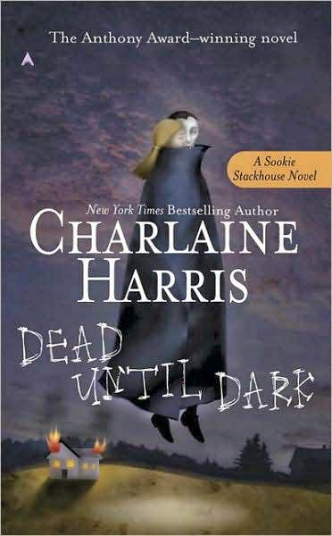 Book Review: Dead Until Dark (The Sookie Stackhouse Novels #1), By Charlaine Harris Cover Artwork