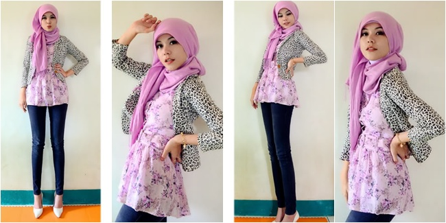 My Day Inspirasi Style Fashion Berbusana Dan Hijab From Yulia Rahayu