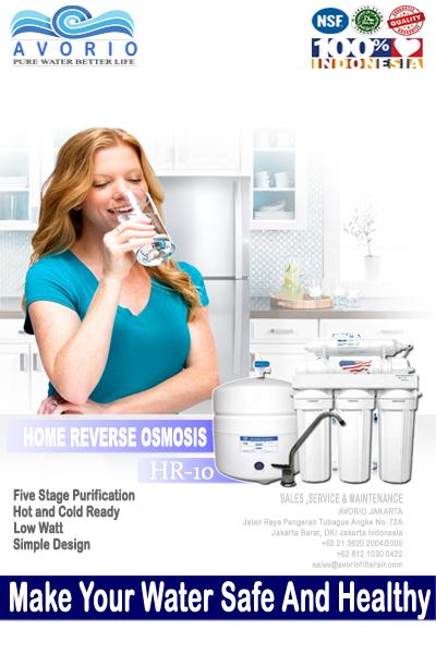 jual filter air ro rverse osmosis rumah tangga, cibubur, depok, tangerang, bekasi, bandung
