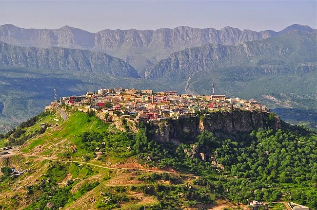 Amedi, Kurdistan