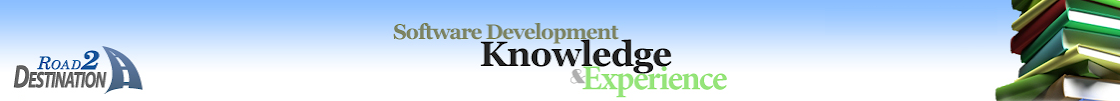 Software Development Knowledge and Experience