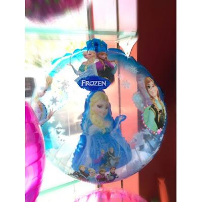 Balon Foil Karakter Frozen 2 in 1