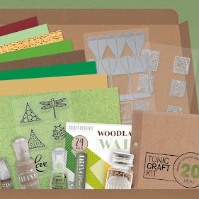 Tonic Studios Craft Kit USA