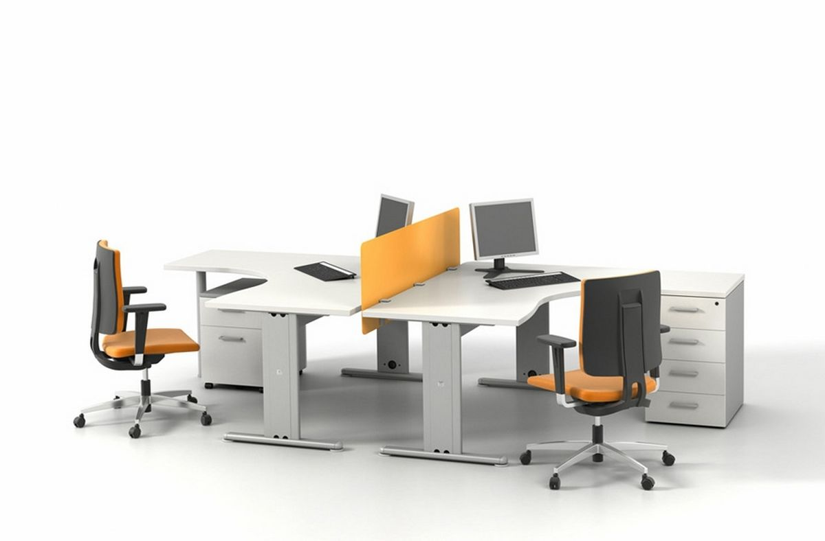 Best office design modern office design wall2u for Modern office furniture pictures