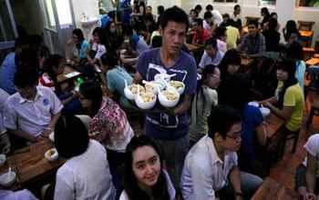 Sức hút chè khúc bạch ở Hà Nội, chè khúc bạch, món chè hot, món ăn vặt, ăn vặt ngon, món ngon hà nội, diem an uong ngon