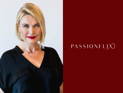 Polecam Platformę Passionflix z Ekranizacjami Naszych Ulubionych Romansów