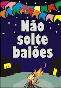 DANCE A QUADRILHA SEM BALÕES!
