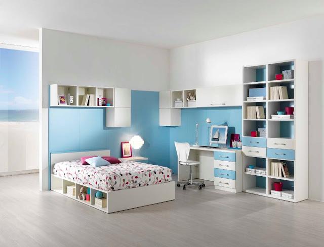 Idée Déco Chambre Fille Ado : Teenage Girls Bedroom Decorating Ideas