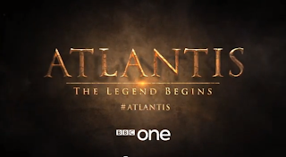 BBC show Atlantis starring Jack Donnelly and Mark Addy from Game of Thrones and The Full Monty