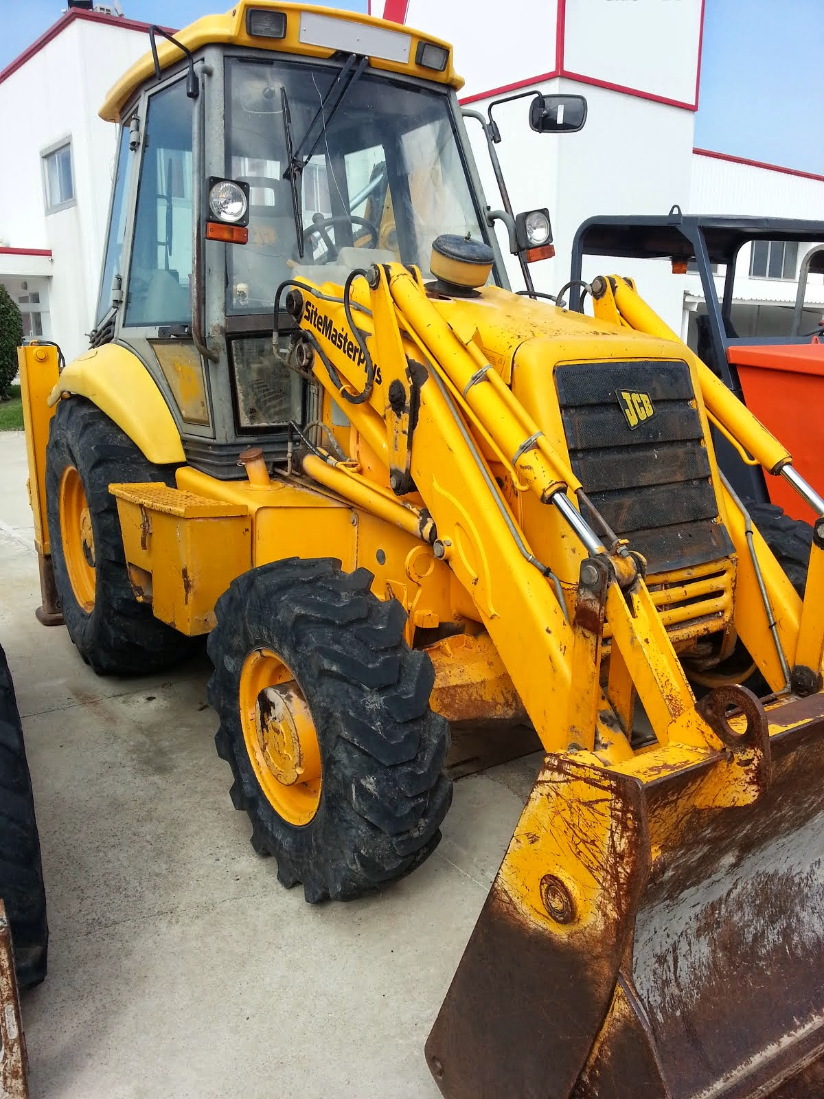 RETROPALA MIXTA JCB 3CX