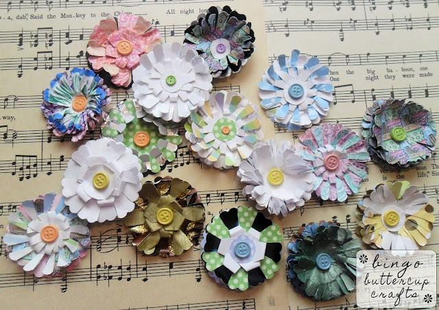 Handmade Blooms by Bingo Buttercup Crafts