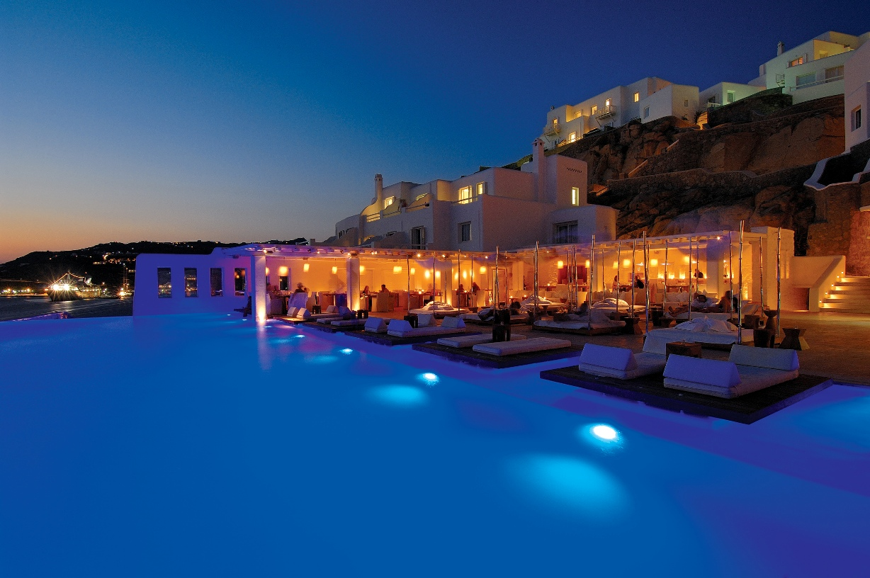 Passion for luxury cavo tagoo boutique hotel in mykonos for Motel luxury