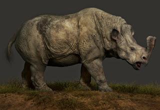 Embolotherium era un erbivoro vissuto nel tardo Eocene