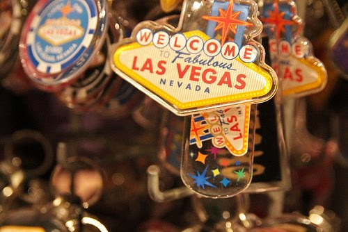 Las Vegas Keychains by Steven Depolo