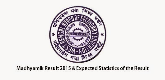 Madhyamik Result 2015 & Expected Statistics of the Result