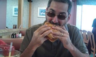 best burger village in