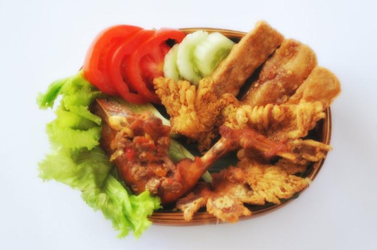 Ayam Kampus Special