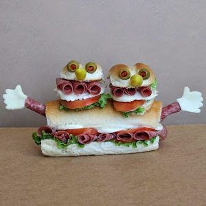 Happy Sandwiches....