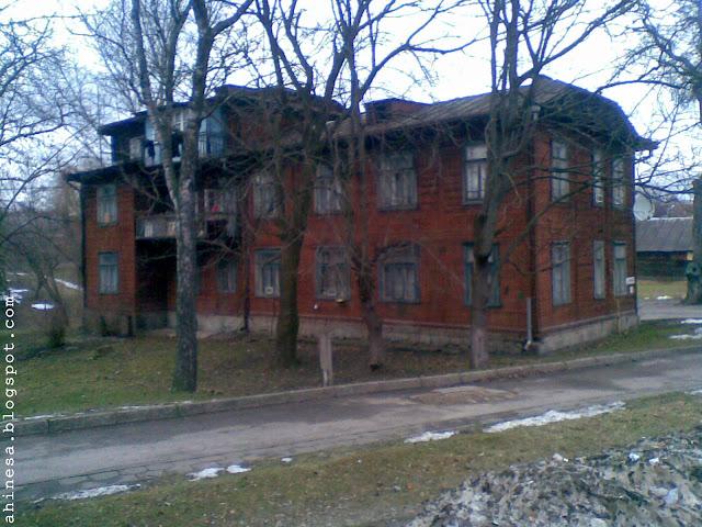 Гродно, старый дом в центре