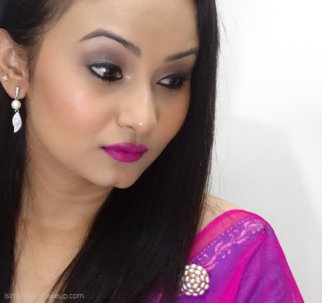 Indian Festive Makeup Look