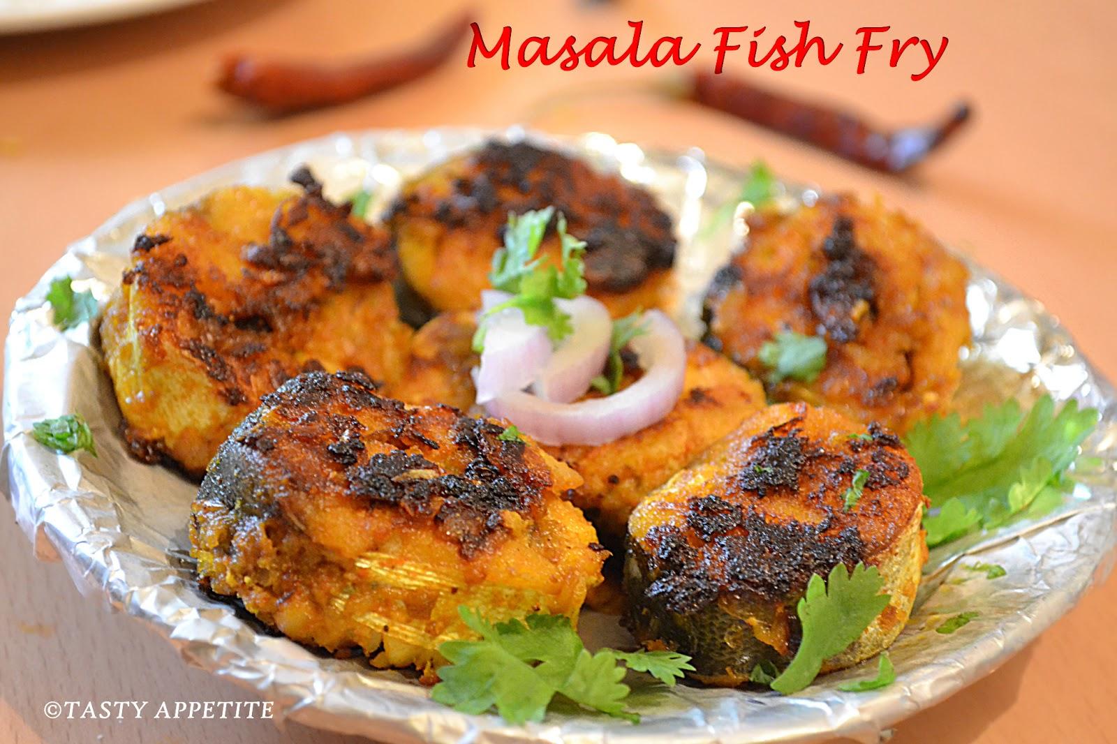 How To Make Masala Fish Fry South Indian Fish Fry Recipe