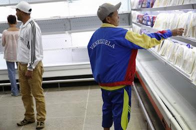 Encovi 2017: La dieta de los venezolanos consiste en arroz con yuca