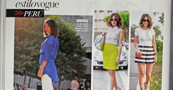 Estilozas Estilozas Vogue Latinoam Rica