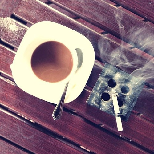 cafea, fum, tigara, vicii, coffee, smoking, cigarettes, cigares