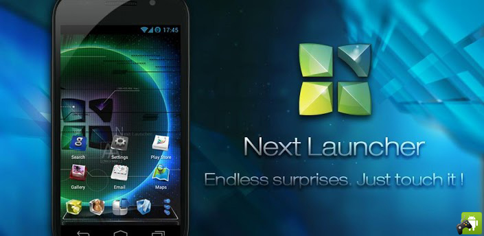DOWNLOAD NEXT LAUNCHER 3D V1.25.1 | ANDROID APP FULL APK FILE FOR FREE