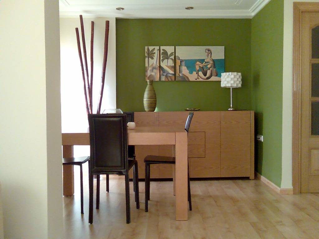 Colores decorando interiores page 3 for Pinturas para casas modernas interiores
