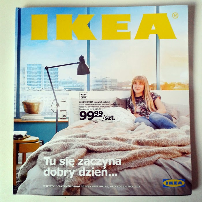 blog o wnętrzach IKEA 2015