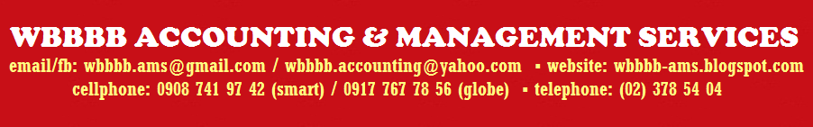 WBBBB Accounting & Management Services