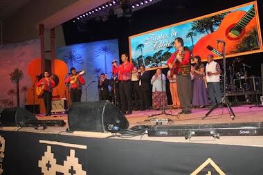 Festival Brotes de Chile de Angol 2014