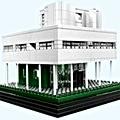 lego arquitectura maquetas de edificios famosos