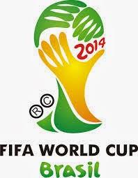 Logo Fifa Piala Dunia Brazil 2014