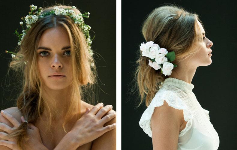 Peinados Diademas Para Bodas - Coronas tiaras y diademas para novias e invitadas Glamour