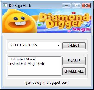 Diamond Digger Saga Hack Update 2015