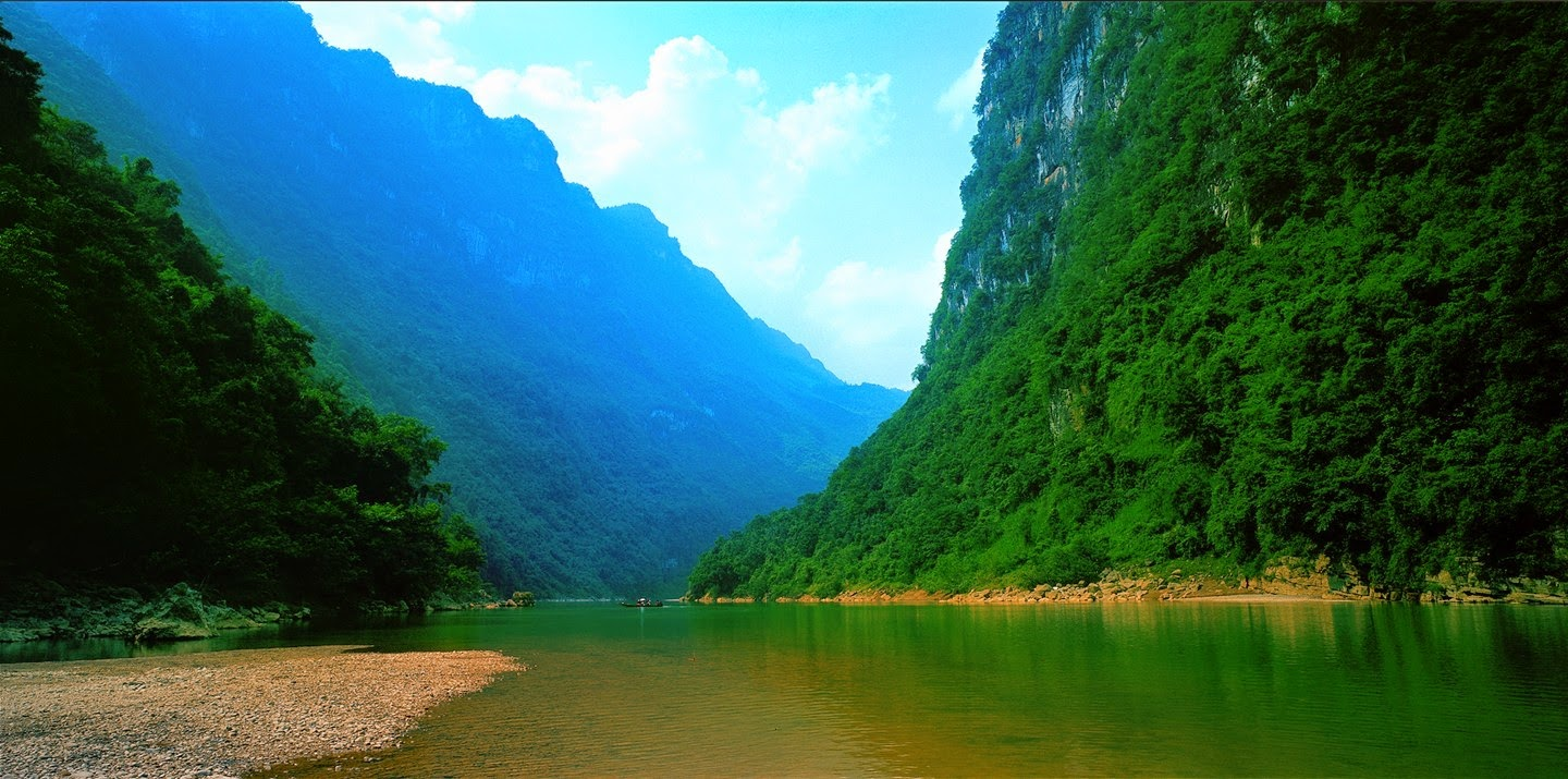 Wulong Xiannushan Most Beautiful Location For Leisure And Entertainment