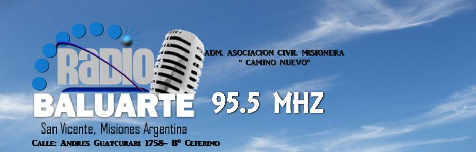 Radio Baluarte 95.5 MHZ