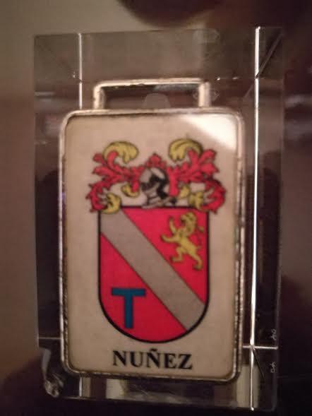 Escudo de Núñez