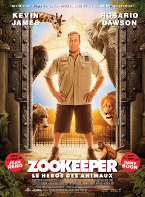 Zoo Loco (The Zookeeper)(2011).